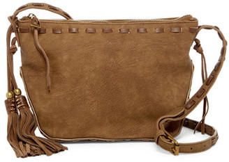 Steve Madden Camille Faux Leather Crossbody $70 thestylecure.com
