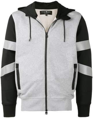 Hydrogen zipped sweatshirt