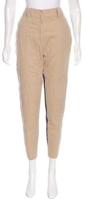 See by Chloe Bicolor Wool Pants