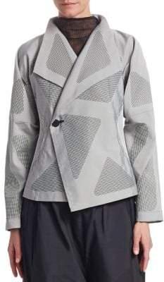 Issey Miyake Sunset Short Jacket