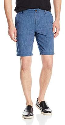 Paige Men's Thompson Flat Front Short