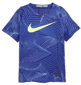 Nike Pro Fitted Training Shirt
