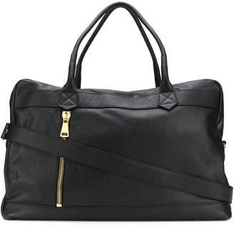 Tagliatore large leather holdall bag