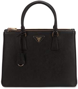 Prada Large Galleria Saffiano Leather Bag