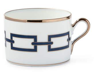 Richard Ginori 1735 Catene Blue Teacup