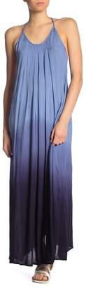 BOHO ME Rainbow Strap Maxi Dress