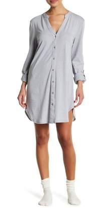 Josie Button Down Sleepshirt