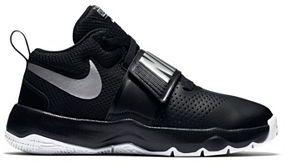 Nike Team Hustle D8 Preschool Kids' Sneakers $55 thestylecure.com