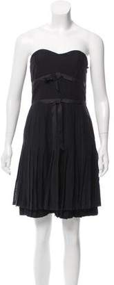 Marc by Marc Jacobs Strapless Sweetheart Dress