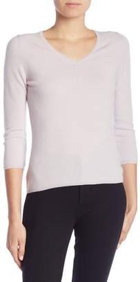 In Cashmere V-Neck Cashmere Sweater