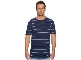 Threads 4 Thought Kane Slub Stripe Crew Tee Men's T Shirt