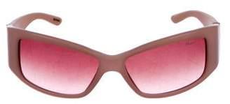 Chopard Happy Sport Gradient Square Sunglasses