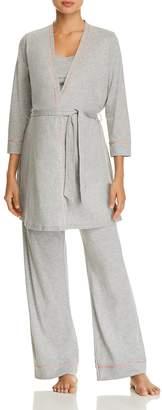 Cosabella Bella Maternity 3-Piece Pajama Set