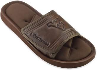 Adult West Virginia Mountaineers Memory Foam Slide Sandals