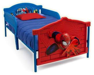 Spiderman Delta Children Marvel 3D Twin Bed
