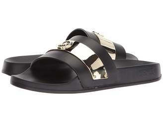 a445a2ed4420 at 6pm.com · MICHAEL Michael Kors Jett Slide Women s Shoes