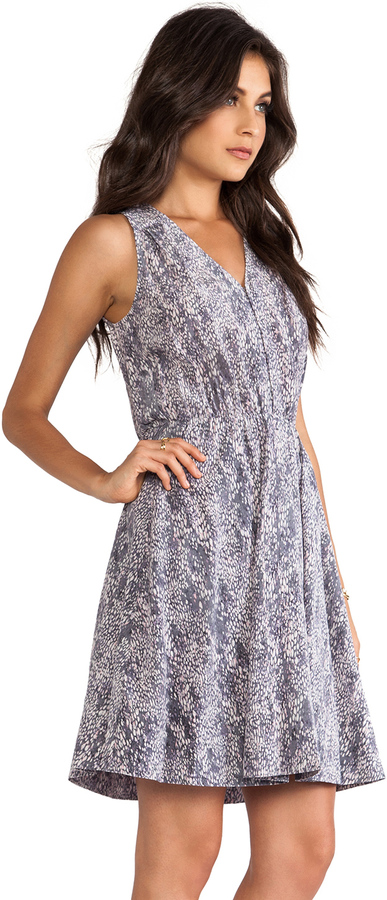 Rebecca Taylor Summer Rain Dress