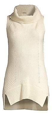 Elie Tahari Women's Susanita Wool& Cashmere Sweater