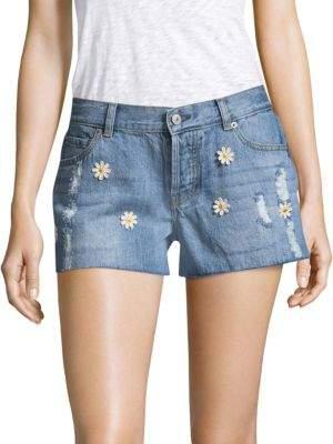 Jesse Daisy Denim Shorts
