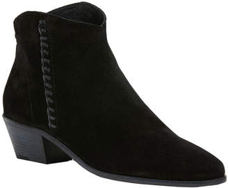 Frye Antonia Thread Suede Ankle Boot