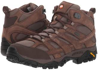 Merrell Moab 2 Smooth Mid Waterproof Men's Hiking Boots