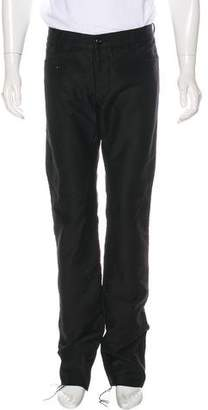 Rick Owens Straight-Leg Five-Pocket Pants