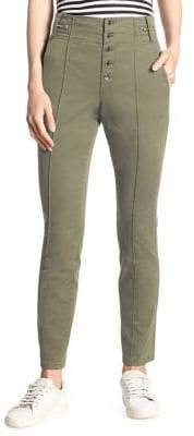 A.L.C. Rowan Button-Up Pants