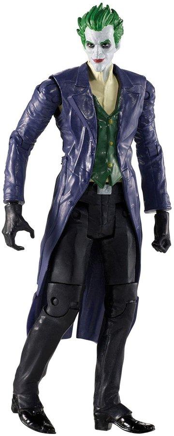 "DC Comics Multiverse 3.75"" Basic Figure, Arkham Origins the Joker Action Figure"
