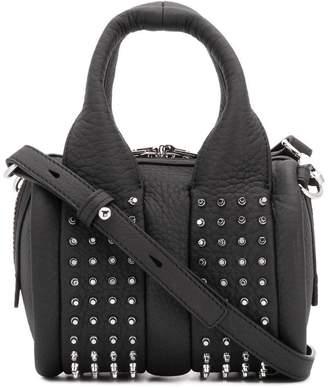 Alexander Wang Baby Rockie bag with microstuds