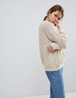 Daisy Street Relaxed Sweater