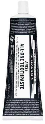 Dr Bronner Dr Bronner's Anise All-One Toothpaste 5 oz