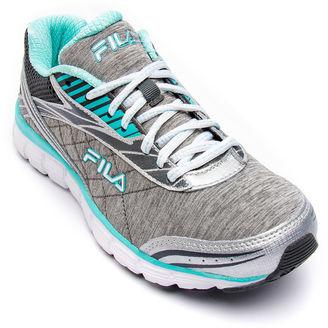 Fila Memory Cloak 2 Heather Womens Running Shoes $75 thestylecure.com