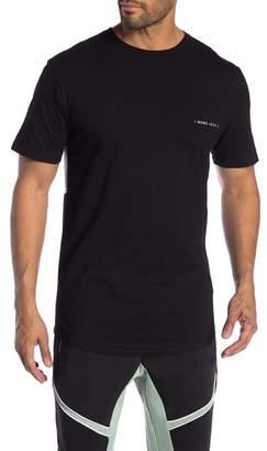 nANA jUDY Solid Stripe Short Sleeve T-Shirt
