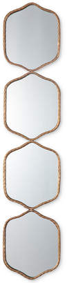 Uttermost Myriam Twisted Iron Mirror