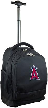 Los Angeles Angels of Anaheim Premium Wheeled Backpack