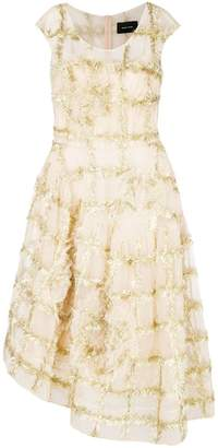 Simone Rocha asymmetric tulle dress