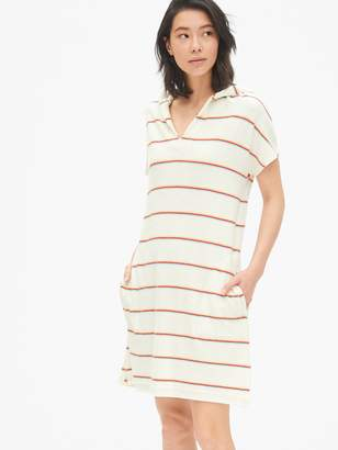 Gap Hooded Terry Towel Cover-Up Dress