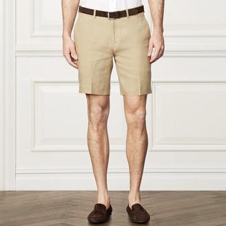 Ralph Lauren Straight Fit Linen Short
