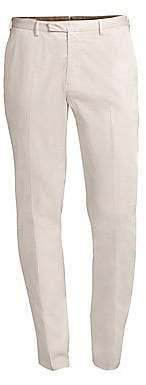 Boglioli Men's Stretch Cotton Trousers