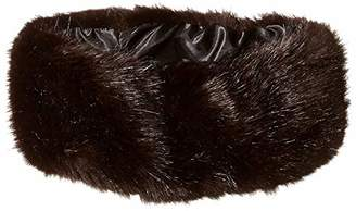Orchid Row Women's Fashion Faux Fur Headband O/S