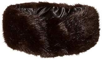 921be1e9a18 Orchid Row Women s Fashion Faux Fur Headband ...