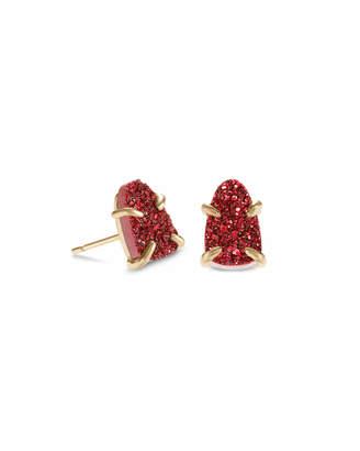 Kendra Scott Harriett Stud Earrings in Gold