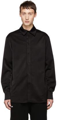 D.gnak By Kang.d Black Standard Solid Shirt