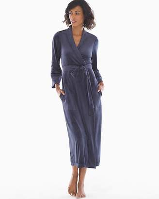 Natori Velour Long Robe