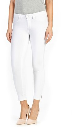 Women's Paige Roxxi High Waist Ankle Skinny Jeans $199 thestylecure.com