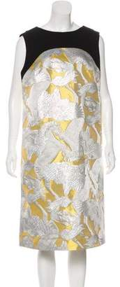 Giles Sleeveless Midi Dress