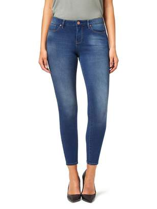 Jeanswest Freeform 360 Skinny 7/8 Deep Cerulean