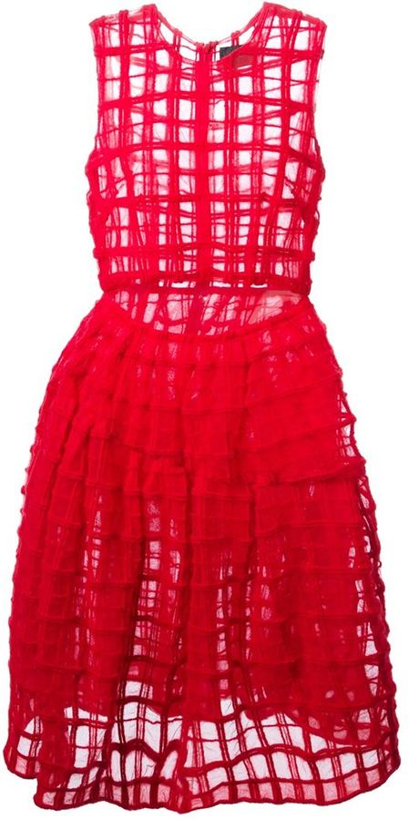 Simone Rocha Waist Split Dress