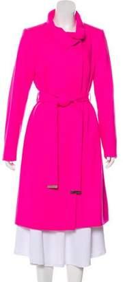 Ted Baker Wool Long Coat