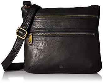 Fossil Explorer Leather Crossbody Bag